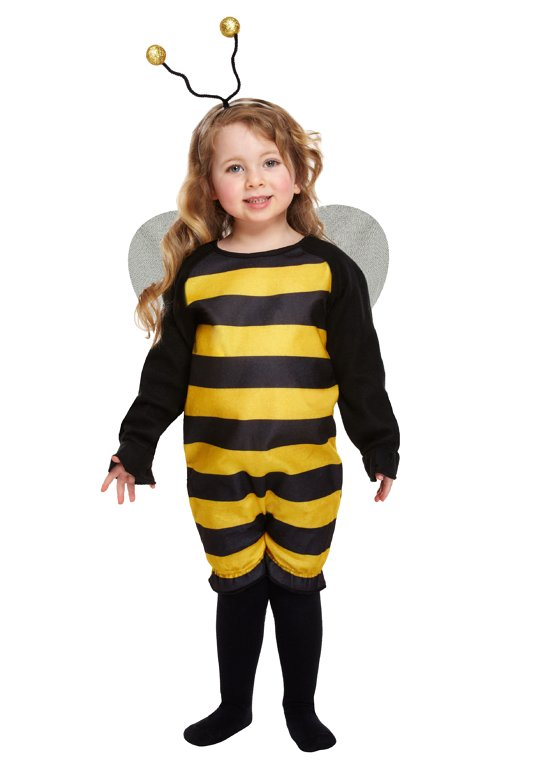 Bee Fancy Dress Costume (Toddler / 3 Years)