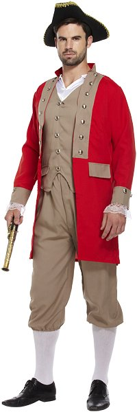 Noble Man (One Size) Adult Fancy Dress Costume