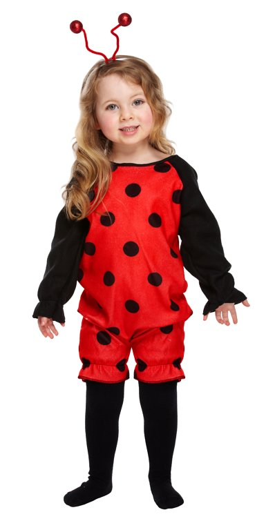 Ladybird Fancy Dress Costume (Toddler / 3 Years)