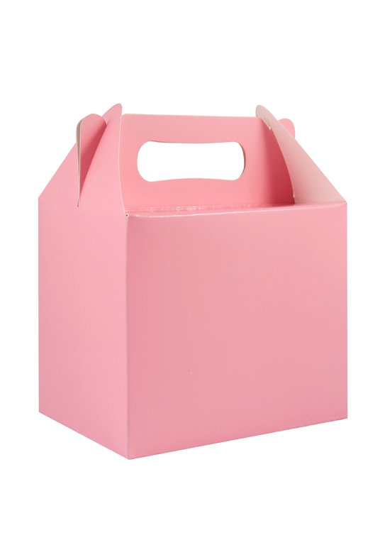 Baby Pink Lunch Boxes