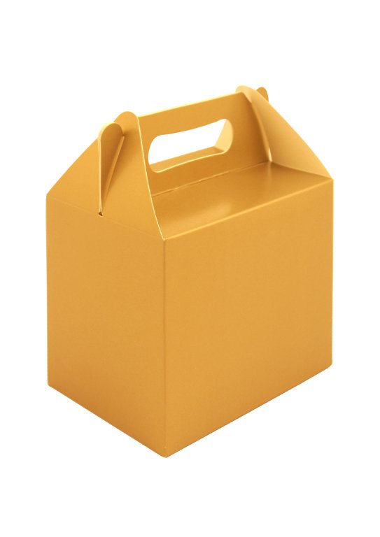 Gold Lunch Boxes