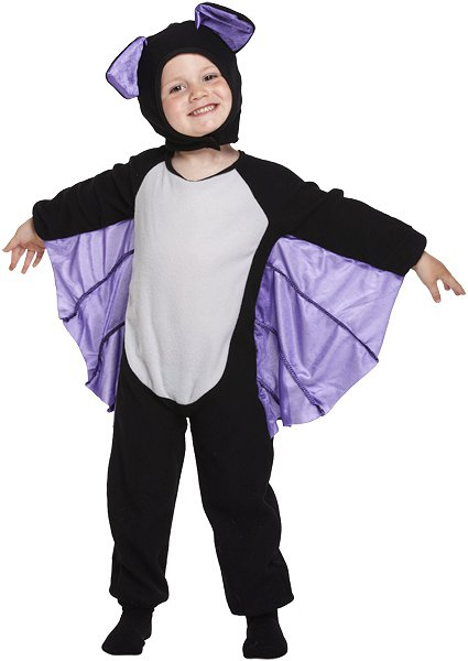 Bat Suit Fancy Dress Costume (Toddler / 3 Years)