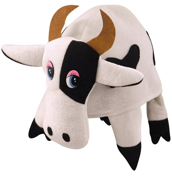 Cow Hat (Adult)