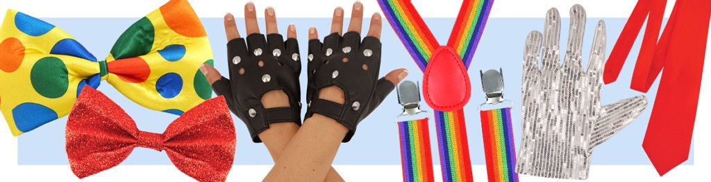Accessories Bow Ties, Ties, Gloves And Braces Banner