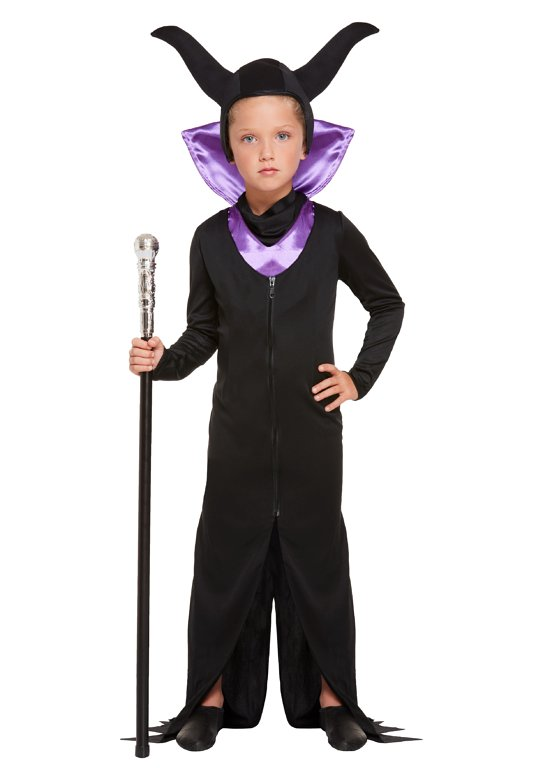 Children's Evil Queen Costume (Large / 10-12 Years)
