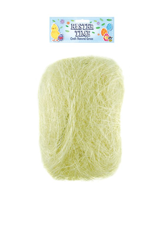Grass Craft Material (20g) Easter Arts and Crafts