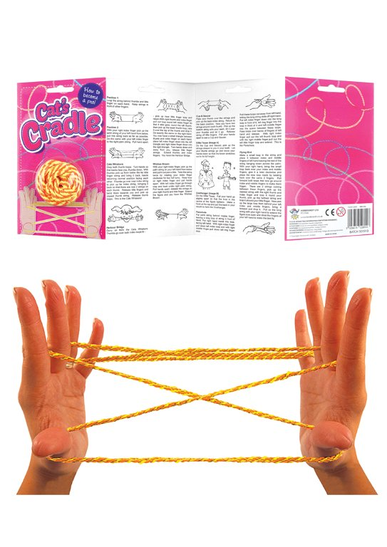 Cats Cradle String (1.6m) with Instructions