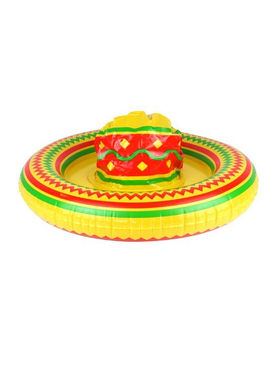Inflatable Mexican Sombrero (53cm)