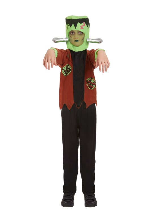 Children's Monster Costume (Large / 10-12 Years)