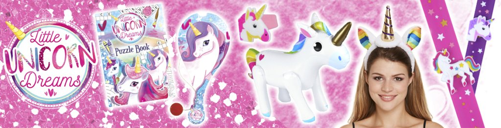 Theme Unicorn Banner