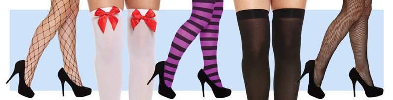 Accessories Tights And Sticking Banner