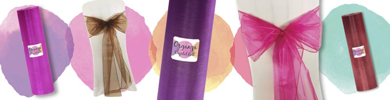 Wedding Organza Banner Update