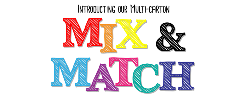 Promo Mix and Match Overlay